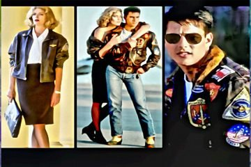Artistic image of Top Gun