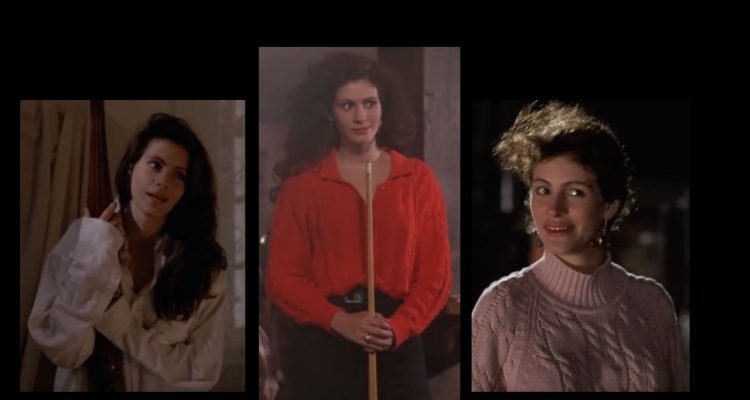 Images of julia roberts from mystic pizza