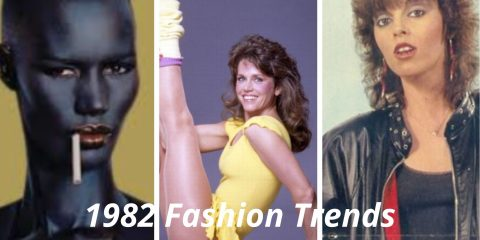 1982 celebrity fashion trend images
