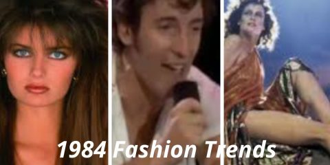 1984 celebrity fashion trend images
