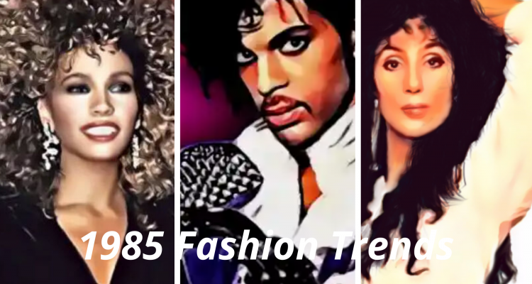 1985 celebrity fashion trend images