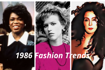 1986 celebrity fashion trend images