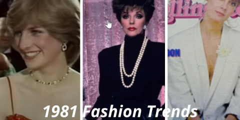 1981 fashion trend images