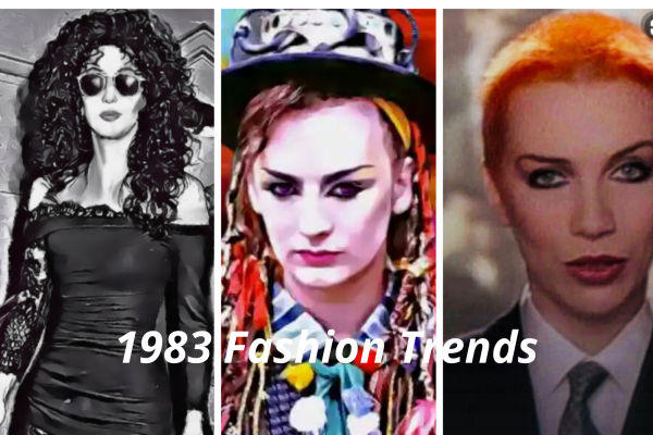 1983 celebrity fashion trend images